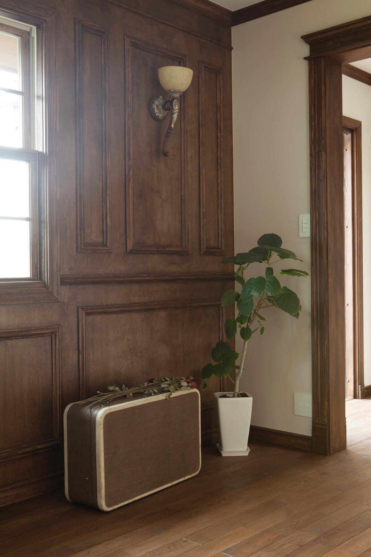 軽井沢の別荘 イングランドスタイル